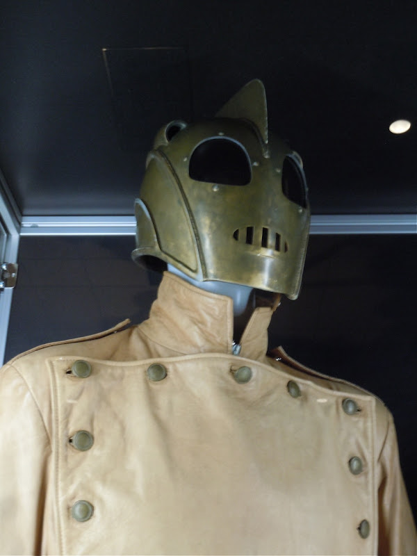 Billy Campbell The Rocketeer film costume