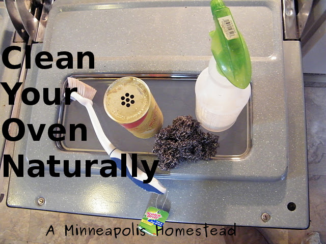 How To Clean Your Oven Without Toxins Minneapolis Homestead