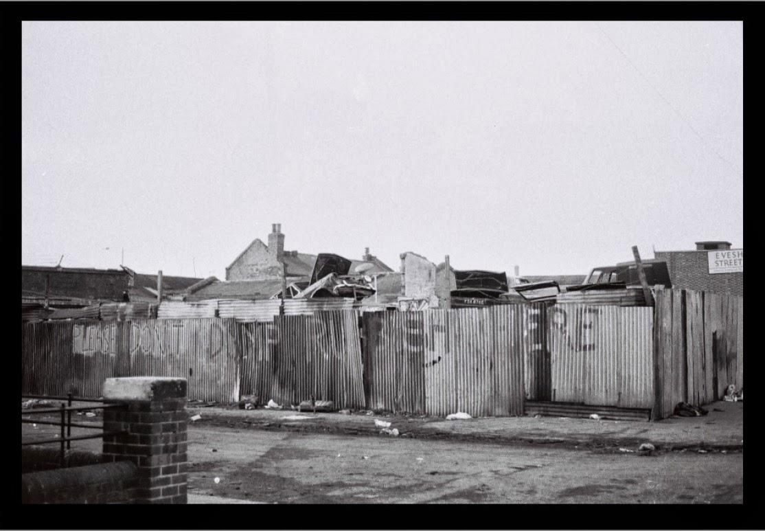 The Photography of Punk. Uninhabited London. Jon Savage