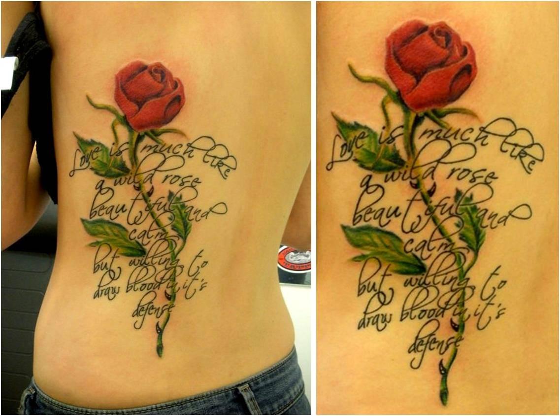 Trend Tattoo Styles Rose Ideas