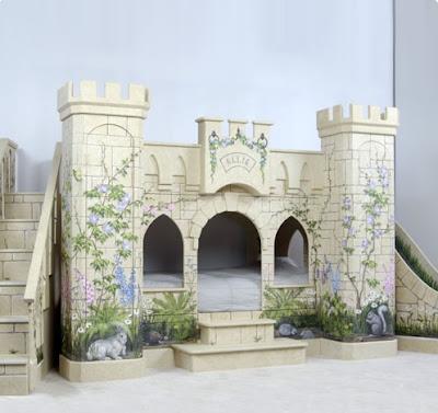 Princess Castle Bunk Beds Uk