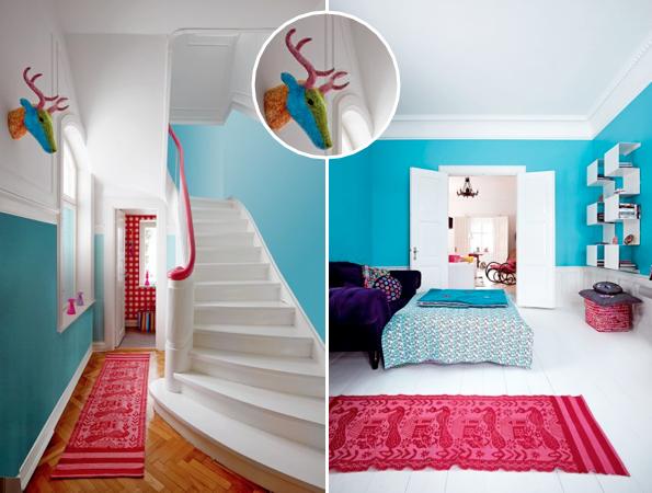 Cassandra Carter Design Studio Color Blocking Your Interiors