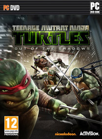 Teenage Mutant Ninja Turtles: Out of the Shadows Download PC Game