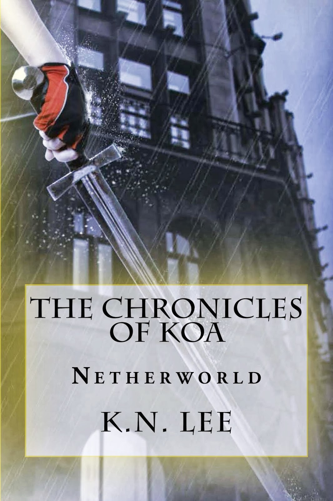 http://www.amazon.com/Chronicles-Koa-Netherworld-K-N-Lee-ebook/dp/B00CR0T5KW/ref=tmm_kin_swatch_0?_encoding=UTF8&sr=1-1&qid=1387846589