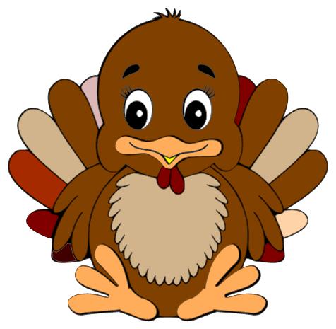 CREATING IN PARADISE: Cute Turkey - 69.9KB