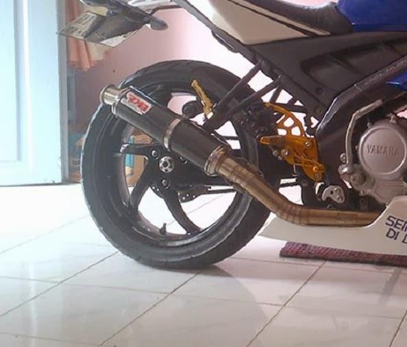 Modifikasi Yamaha Vixion 2012 Keren