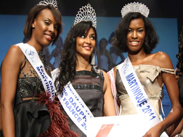 miss martinique 2011 winner charlene civault