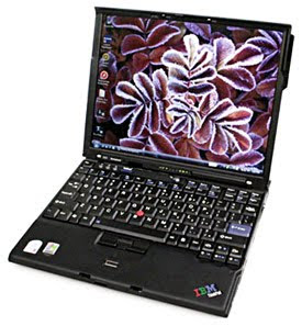 Lenovo ThinkPad X60s / 12.1-inch Laptop Review