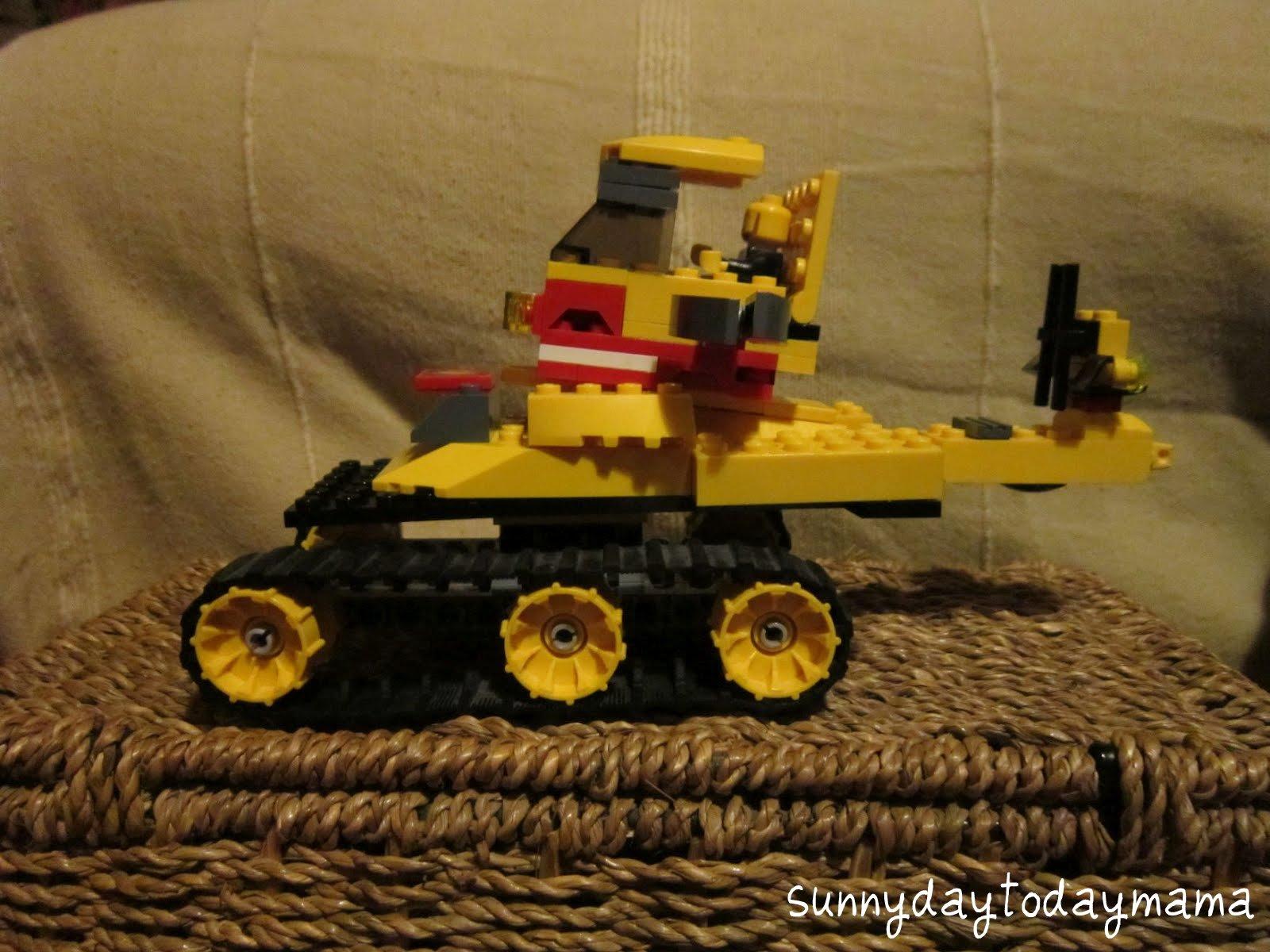 Sunnydaytodaymama Lego Inspiration
