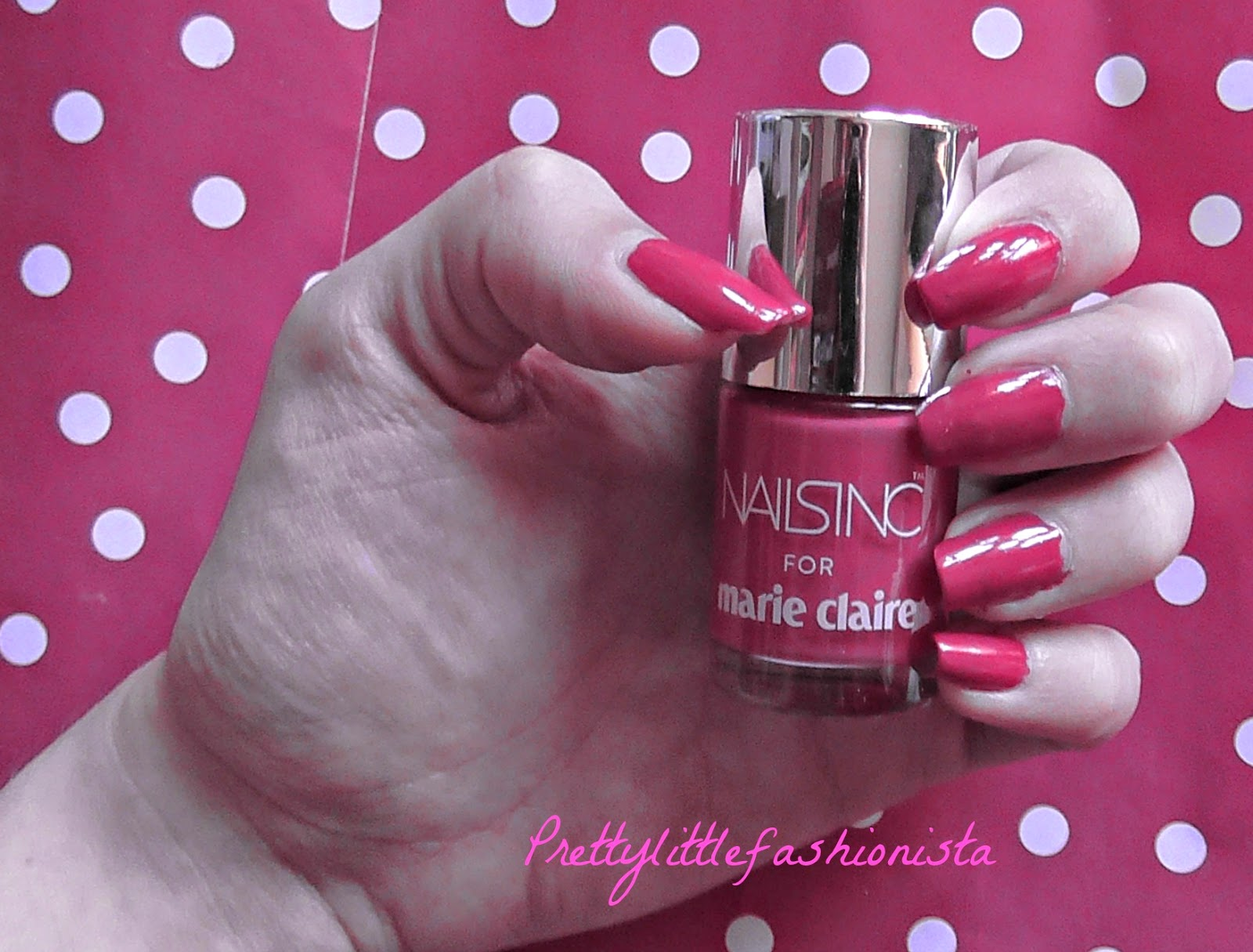 NOTD: Nails Inc Fiesta