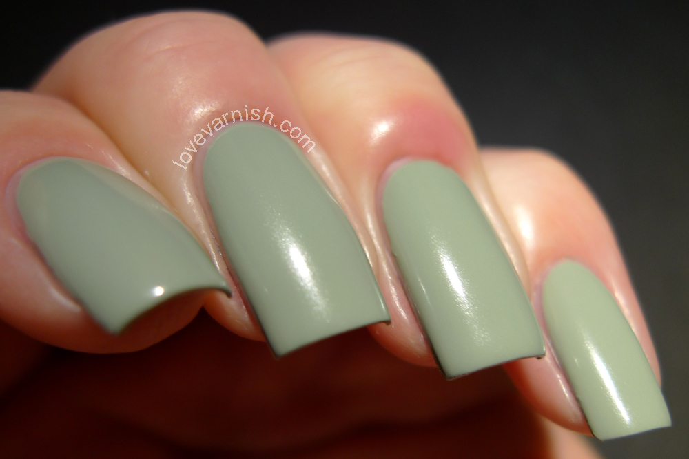 Zoya Natural Satins Sage