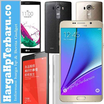 Daftar Smartphone Berbaterai Removable Terbaik