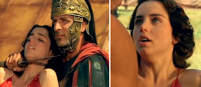 Nerea, Ana de Armas, moría en 'Hispania' en brazos de Paulo, Juanjo Ballesta