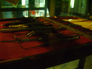jose rizal medical instruments