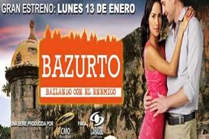 Bazurto capítulo 8, miércoles 22 enero 2014