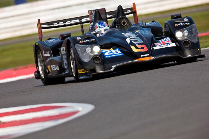 Nissan G-DRIVE Racing