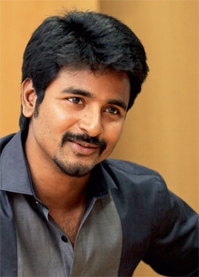 Three Roll act actor SivakarthIkeyan