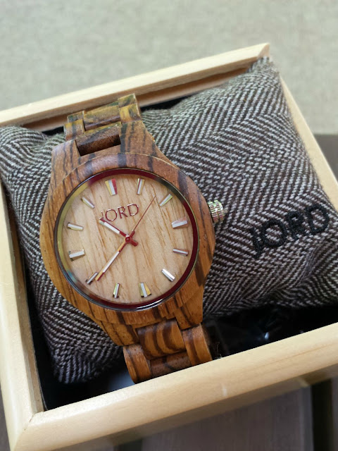 #Jordwatch Review: Zebrawood and Maple from FieldCrest series