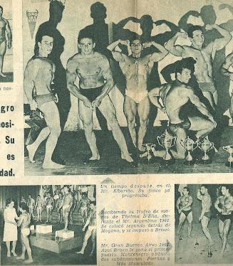 ASPIRANTES MrARGENTINA-1961