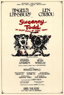 Sweeney Todd, El barbero diabólico, una obra de teatro o pelicula