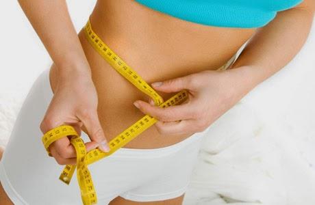 Langkah sederhana agar tubuh  menjadi langsing