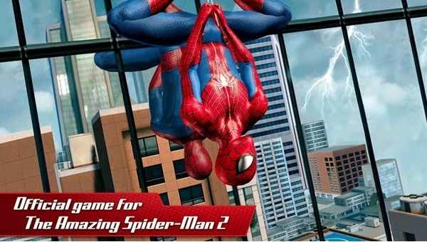 The Amazing Spider Man 2 for android and iphone users
