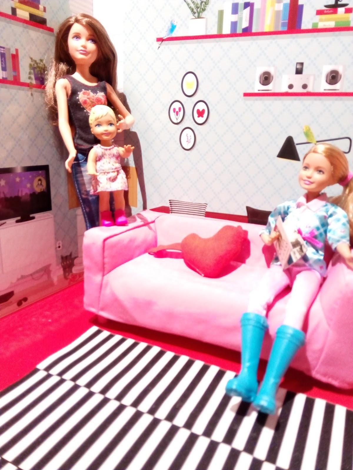 La buhardilla de barbie - Casa de barbie con ascensor ...