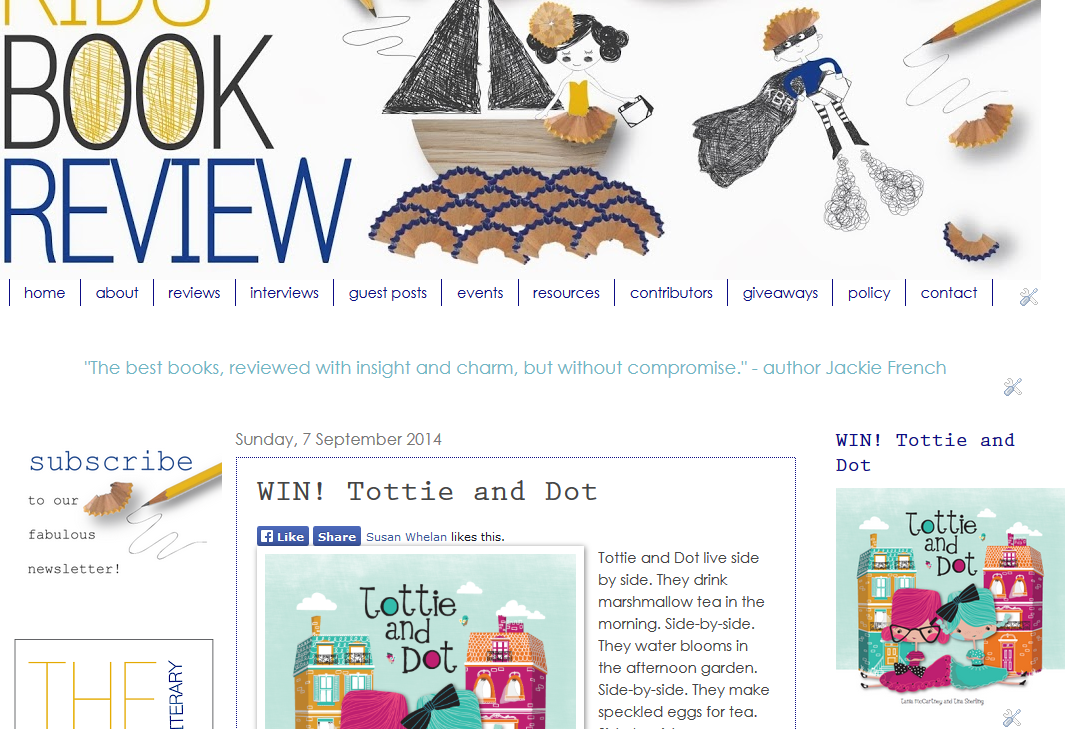 http://www.kids-bookreview.com/2014/09/win-tottie-and-dot.html