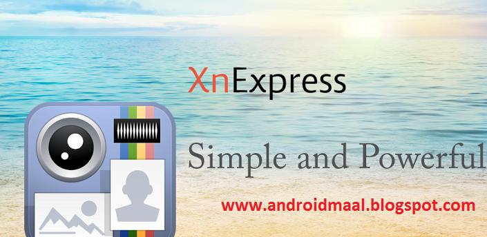 XnExpress Pro v1.57 Apk download