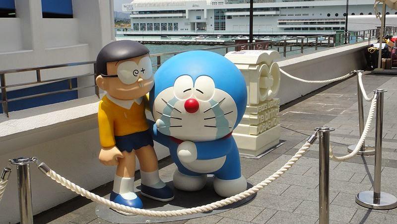 Film Doraemon 3d Stand By Me Last Movie Film Animation Cartoon Hd