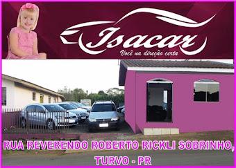 IsaCar veículos em Turvo.