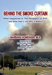 BEHIND THE SMOKE CURTAIN - Barbara Honegger