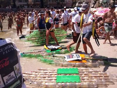 Dia Mundial de Limpeza de Rios e Praias - Pranchas PET