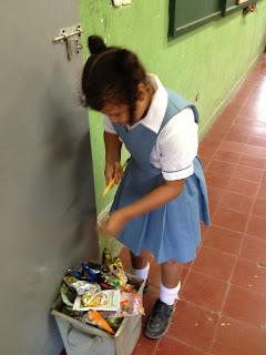 Los estudiantes del INEM Cartagena presentaron las Pruebas SABER