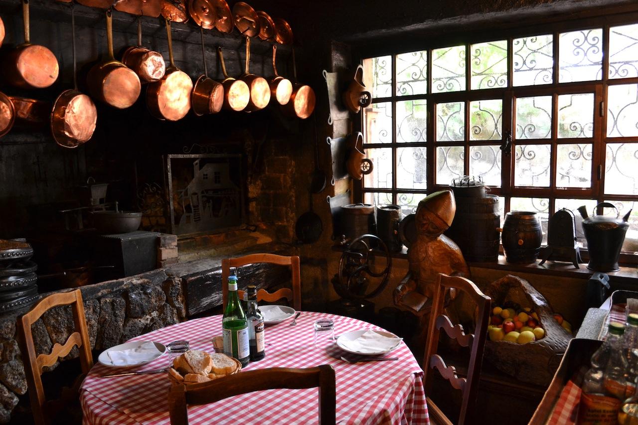 My slow burning life dolce di proust alla maison de filippo for Alla maison di alessia