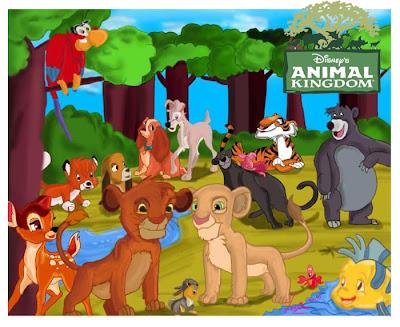disney animals cartoon picture