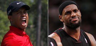 Atlantic Sports Roundtable: who needs a championship more, LeBron James or Tiger Woods?