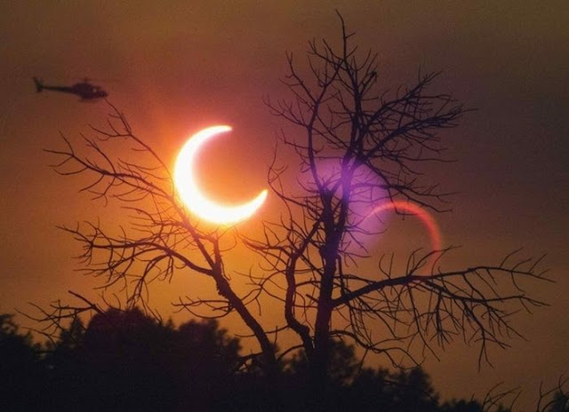 50 Beautiful photos of solar eclipse, solar eclipse, beautiful nature photos, nature photos, awesome