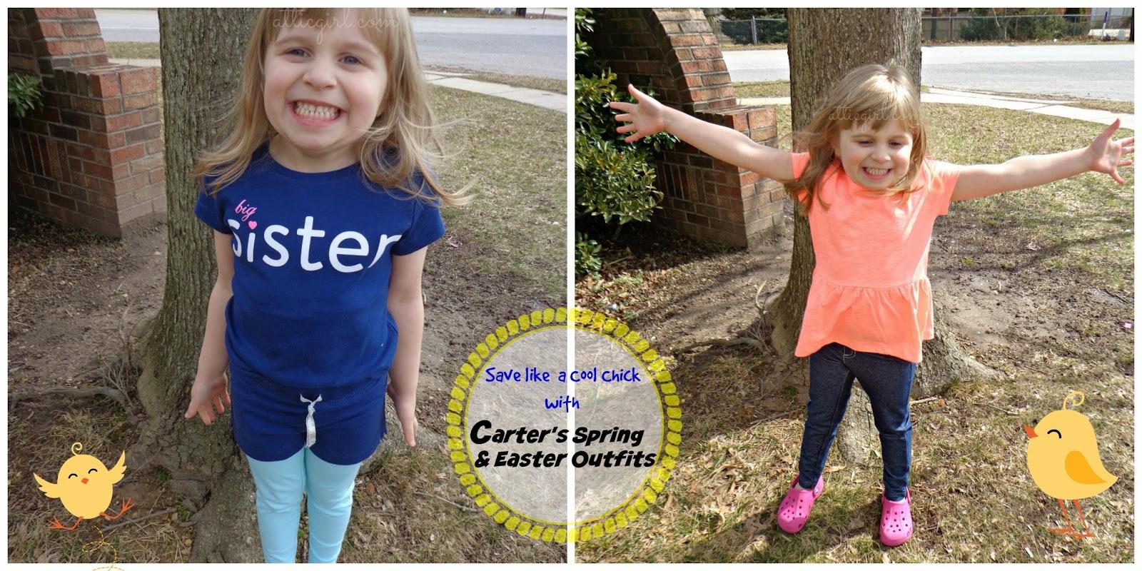 Spring into Carter's