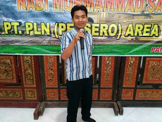 Peringatan Isra' Mi'raj Nabi Muhammad di PT. PLN Area Pamekasan