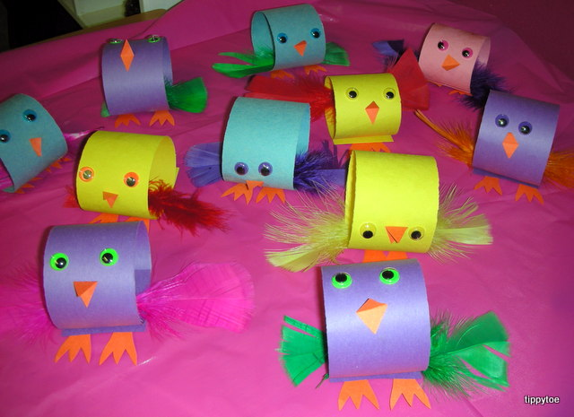 Tippytoe crafts roly poly birdies for Jamaican arts and crafts for sale