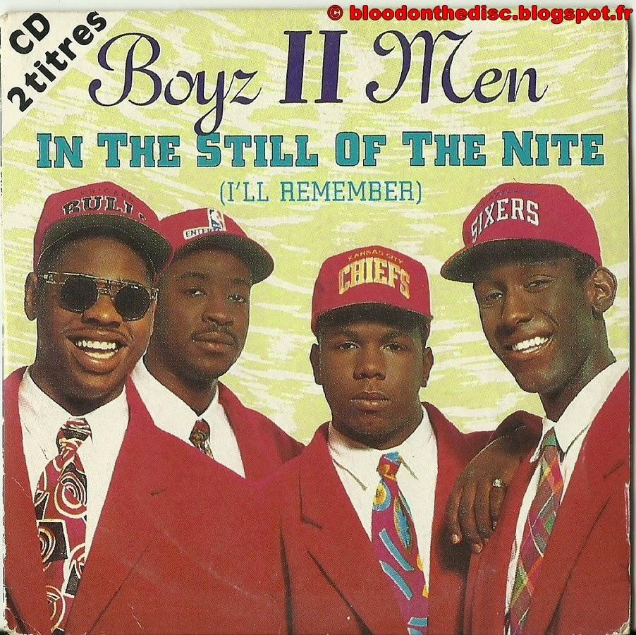 In The Still Of The Nite Single pochette avant