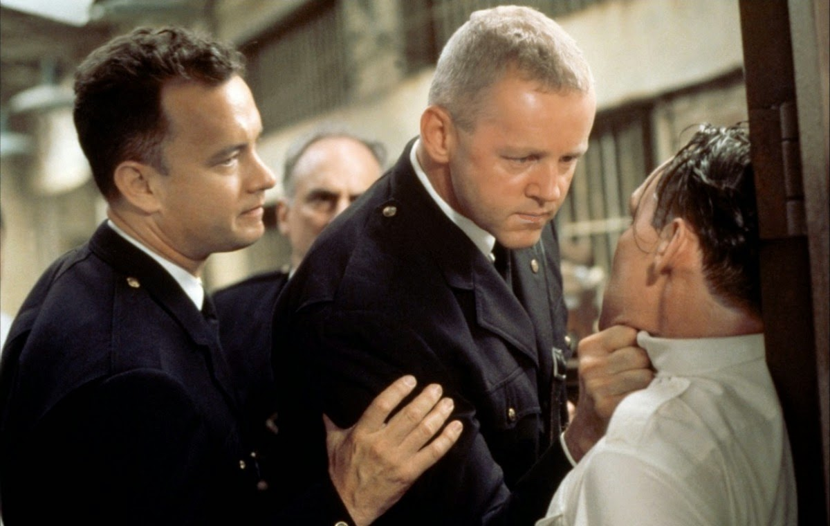 a film review on the green mile Thoughtful, intelligent movie has violence, cursing read common sense media's the green mile review, age rating, and parents guide.
