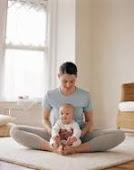 Yoga para mamas y sus bebés y Yoga para futuras mamas