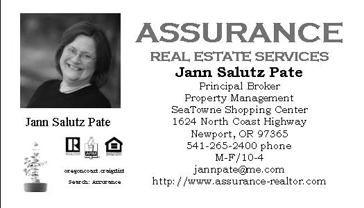 Assurance Real Estate - Pate