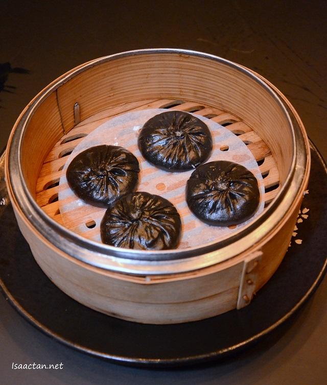 Truffle Crab Soup Dumpling (RM 14 for 4 pcs)