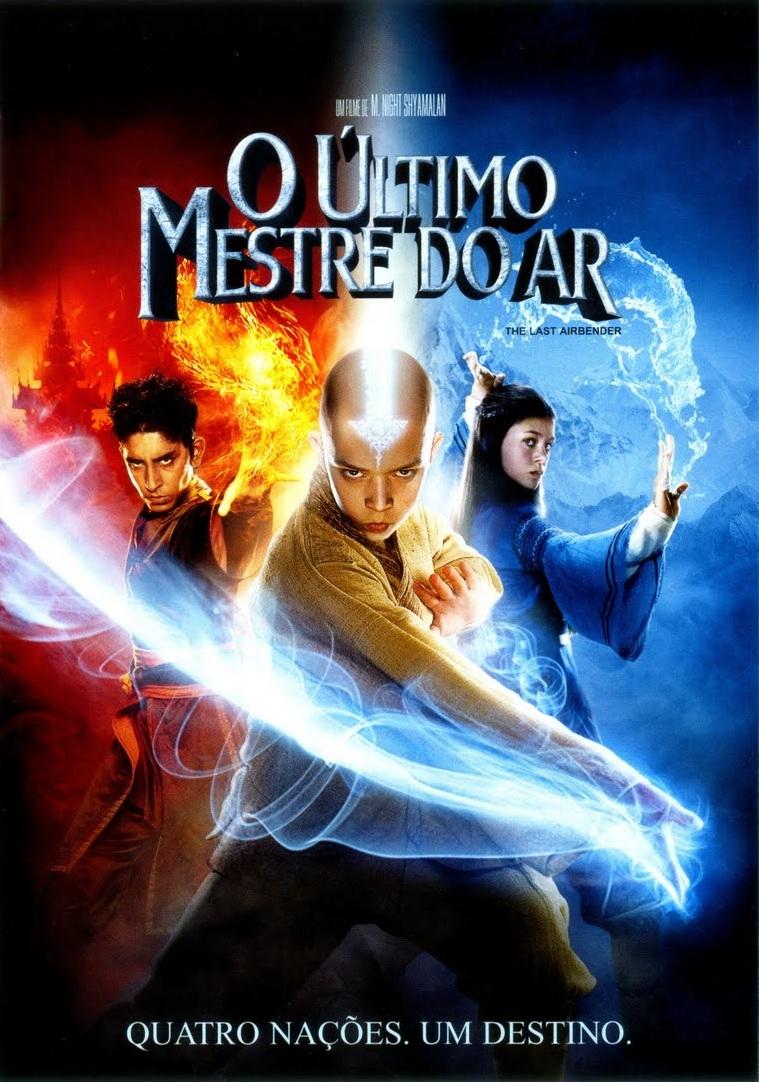 O Último Mestre do Ar – Dublado (2010)