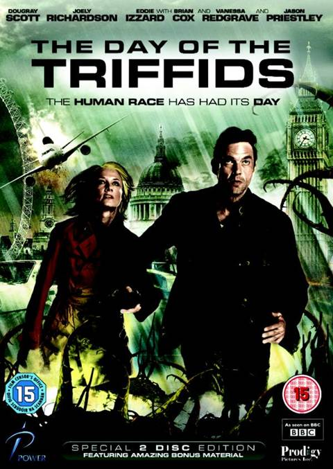 The Day of the Triffids [DVDR Menu Full] Español Latino ISO [NTSC] Descargar
