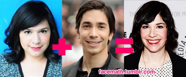 Celebrity facial matching