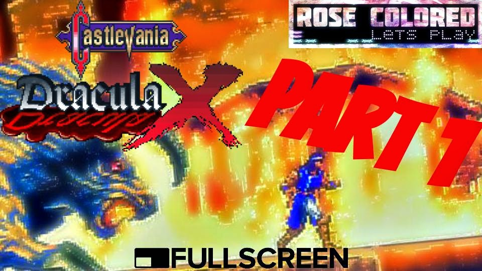 Castlevania: Dracula X is a remixed SNES port of the PC Engine CD-ROM game, Castlevania: Rondo of Blood